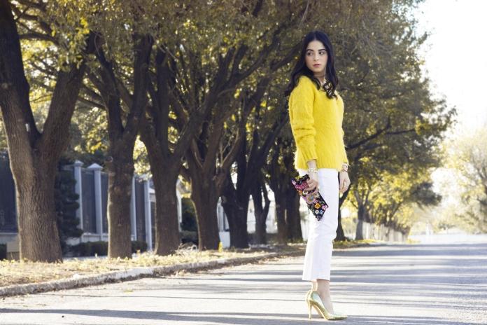 yellow sweater8